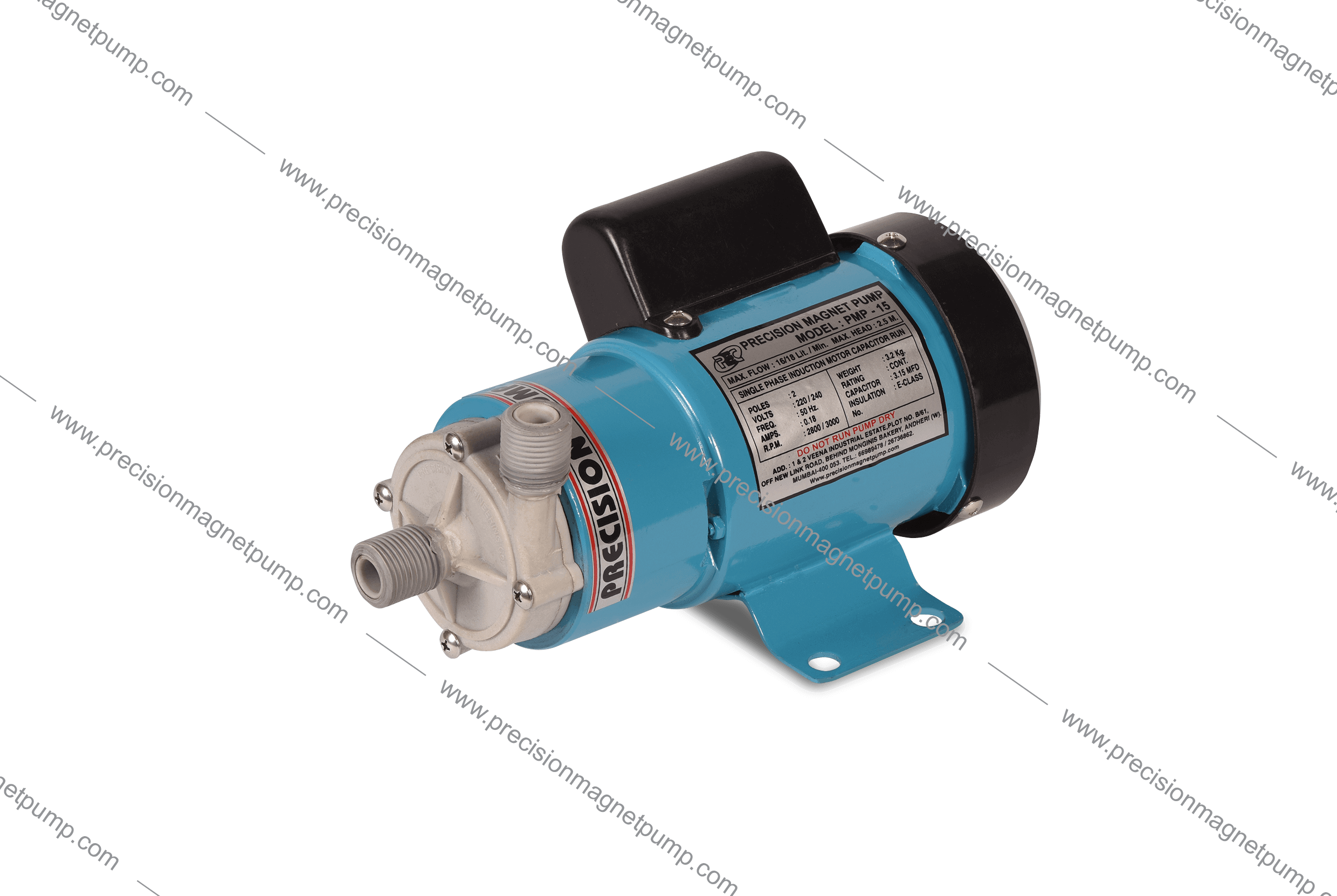 Magnetic Pump PP Series