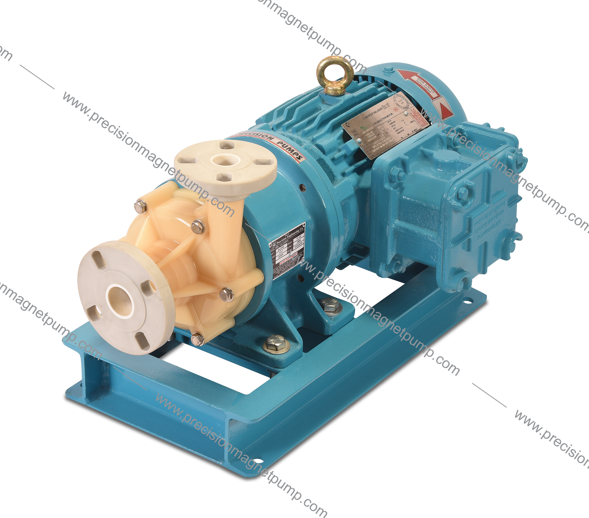Magnetic Pump PMP-300-PVDF
