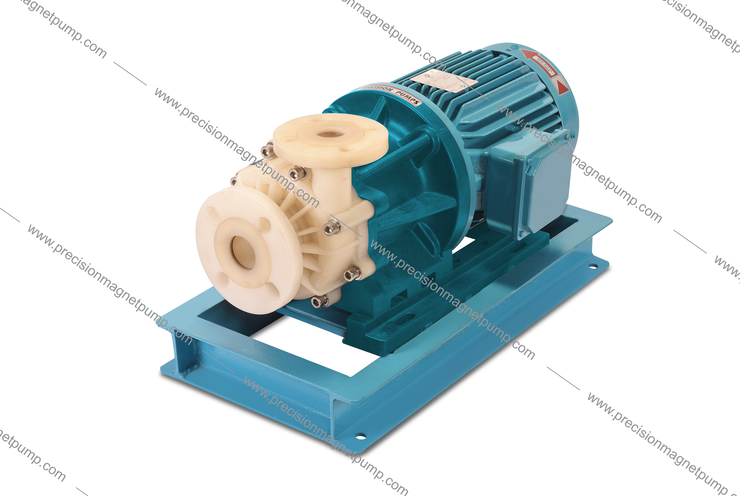 Magnetic Pump PVDF Series