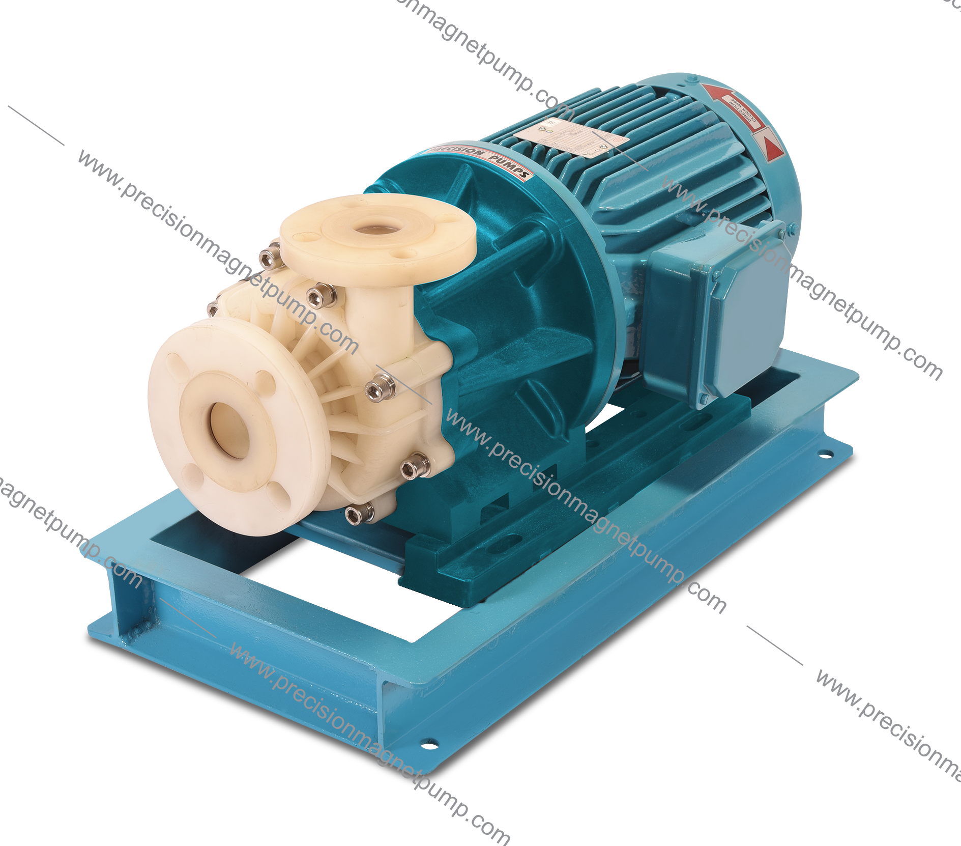 Magnetic Pump PMP-555-PVDF