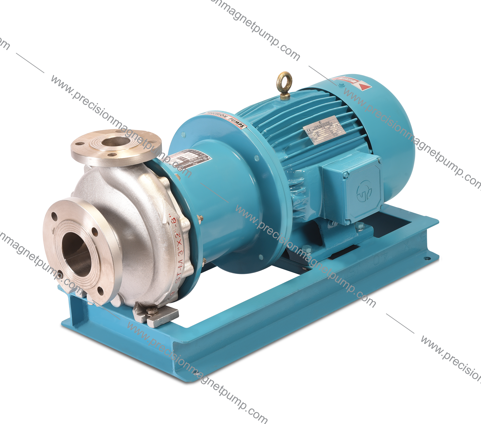 Magnetic Sealless Pump PMP-1000-S316