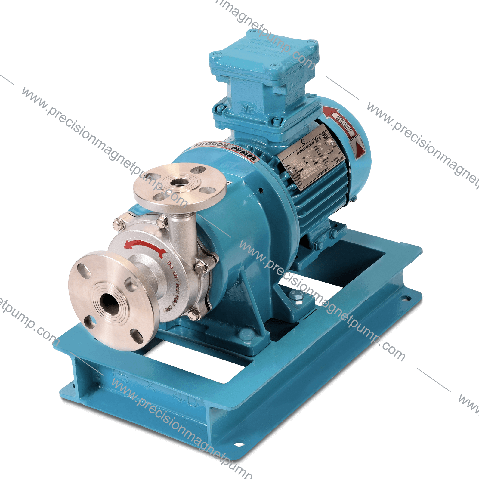Magnetic Pump PMP-150-SS316