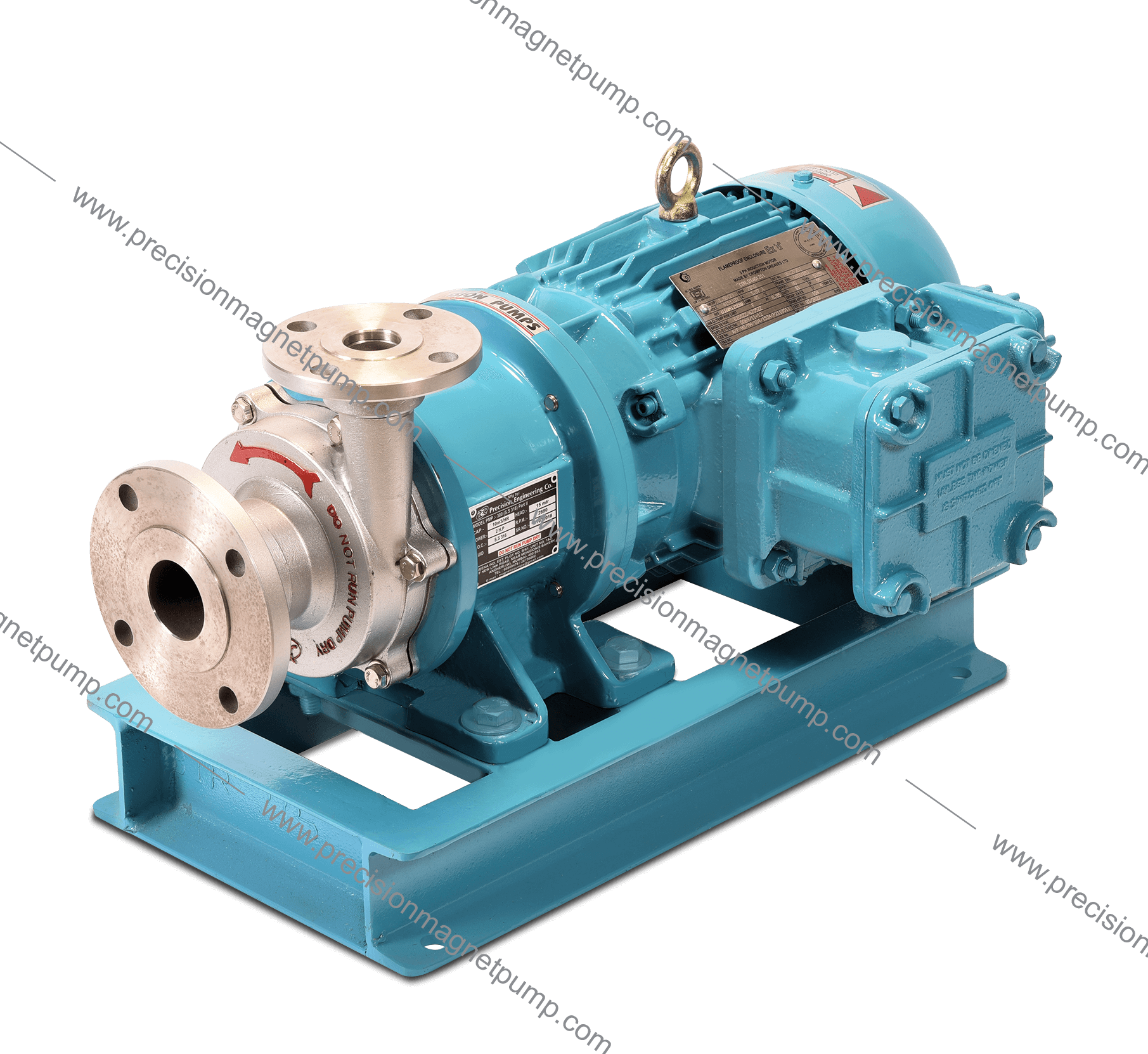 Magnetic Sealless Pump PMP-300-SS316